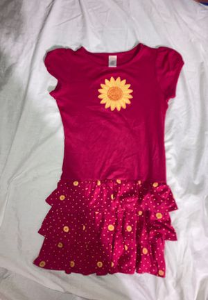 Gymboree girls floral dress size 8 for Sale in Pompano Beach, FL