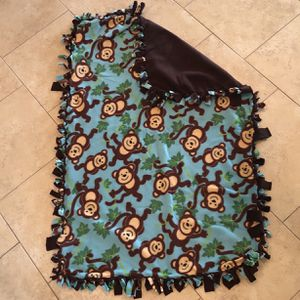 Monkey Fleece Blanket for Sale in La Mirada, CA