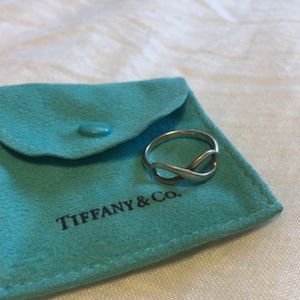 Tiffany & Co. Infinity silver Ring for Sale in Vancouver, WA