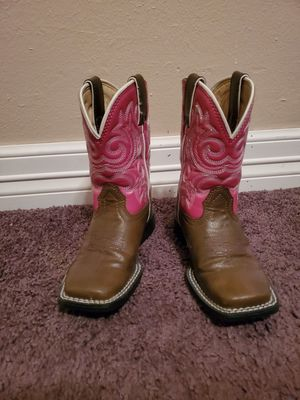 Kids Western boots size 10 for Sale in Galena Park, TX