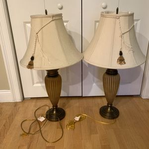 Westwood by Kichler lamps set for Sale in Canton, MA