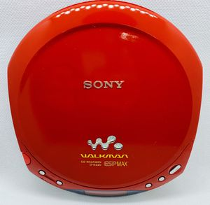 SONY CD Walkman D-E220 ESPMax Vintage Tested for Sale in Puyallup, WA