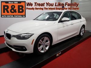 2016 BMW 3 Series for Sale in Fontana, CA