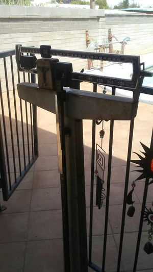 Health-O-Meter Mechanical Beam & Scale for Sale in Tucson, AZ