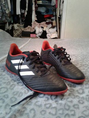 Adidas predator indoor soccer shoes for Sale in Miami, FL
