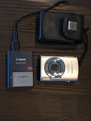 Canon Ixus 860 IS Digital Camera 8MP for Sale in Seattle, WA