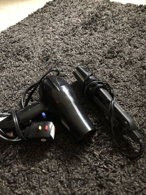 Blow Dryer & Small Curling Iron for Sale in Greensboro, NC
