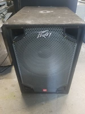 PEAVEY SP118 SUBWOOFER for Sale in Chicago, IL