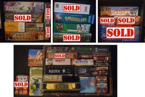 Various Board Games for Sale in Pittsburgh, PA