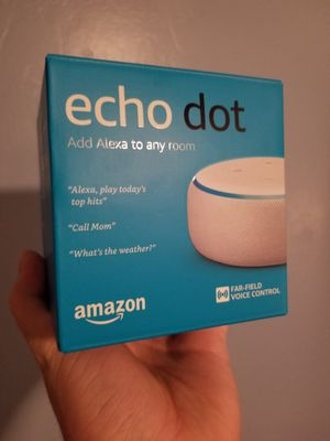 Amazon Echo Dot for Sale in Lehigh Acres, FL