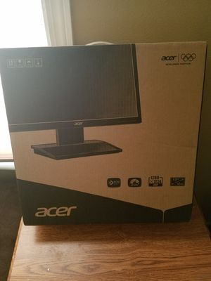 Acer Comuter Monitor for Sale in Greer, SC