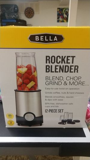 Brand new blender with 12 piece set for Sale in Morton Grove, IL