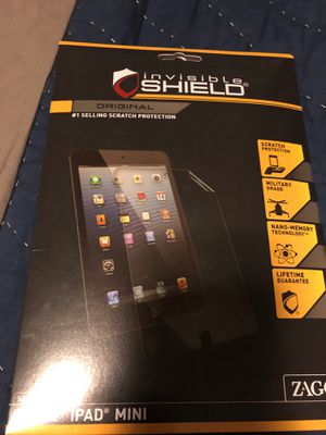 Invisible Sheild iPad Mini Screen Protecter for Sale in Niceville, FL