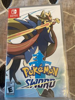 Nintendo Switch Pokémon Sword for Sale in Happy Valley,  OR