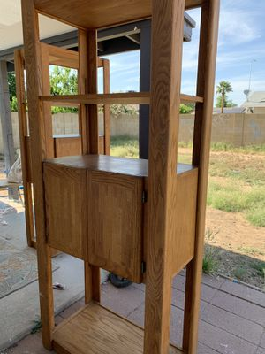 Bookshelf for Sale in Mesa, AZ