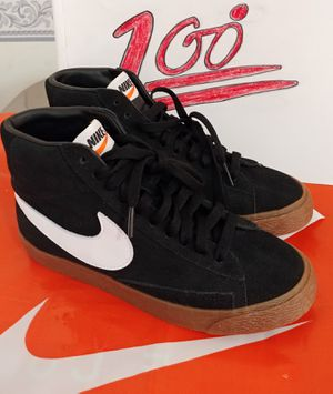 Nike Blazer Mid Customized $70 size 6W / 4.5Y for Sale in Queens, NY