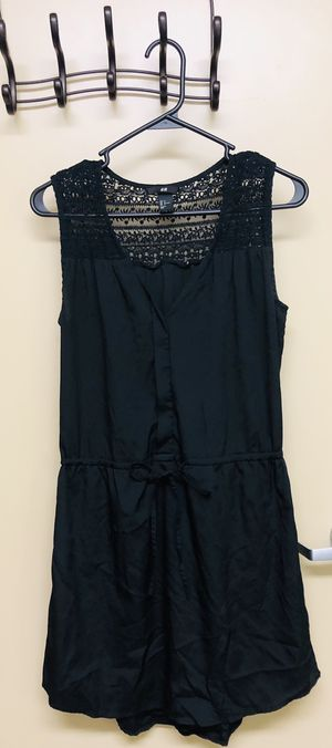 Black laced top 'H&M' professional/business dress (size 6) for Sale in Vancouver, WA
