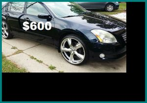 2004 Nissan Maxima only$600 for Sale in Baltimore, MD