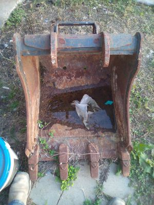 Excavator bucket for Sale in Rosenberg, TX