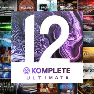 Native Instruments Komplete 12 Bundle (Mac & Pc) for Sale in Atlanta, GA