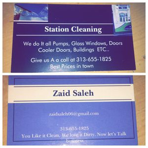 We clean everything from the outside even houses plus trailers call us313-655-1825 for Sale in Dearborn, MI