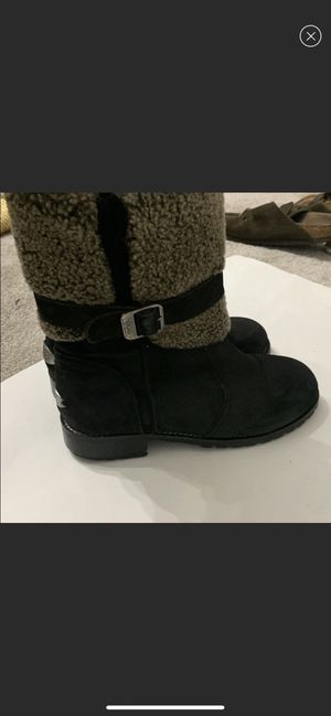 "Ugg woman's boots size 6"" for Sale in Jersey Village, TX"