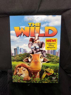 Walt Disney The Wild DVD Excellent condition for Sale in Zanesville, OH