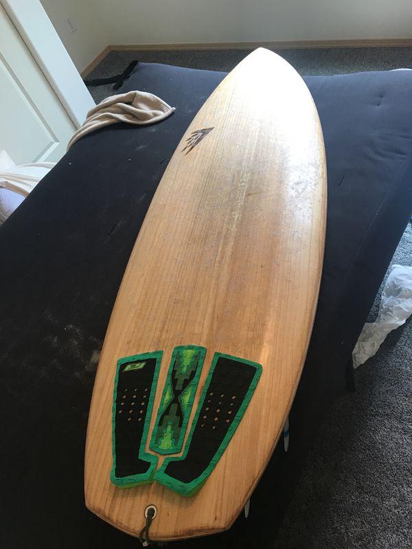 Surfboard FireWire 5-11 baked potato