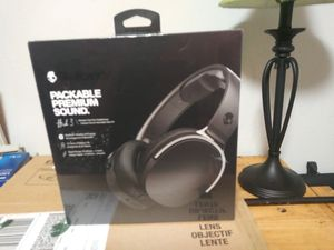 Skull candy wireless headphones for Sale in Austin, TX