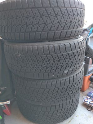 Winter Tires AND rims for Sale in Kent, WA