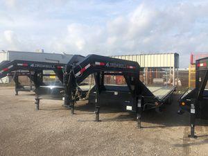 102x32 gooseneck trailer for Sale in DeSoto, TX