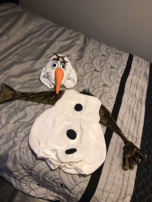 Olaf costume for Sale in Dearborn, MI