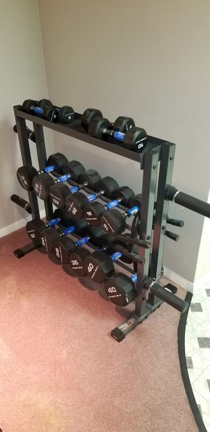 Fitness Gear premium storage rack* for Sale in Cleveland, OH