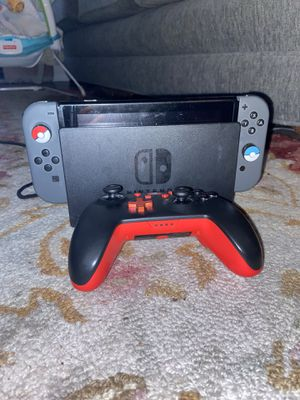 Nintendo Switch! With Licensed Controller for Sale in Whittier, CA