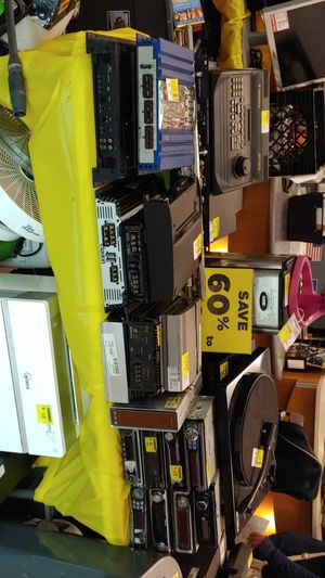 Car audio $20 AND UNDER for Sale in Chicago, IL