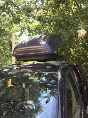Sears X CARGO XL Car-top carrier for Sale in Durham, NC