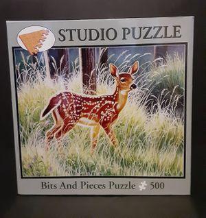 """500 PCS STUDIO PUZZLE 16""""×20 for Sale in Hesperia, CA"""