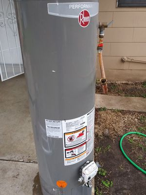 Gas Water Heater lot of good part for Sale in San Antonio, TX