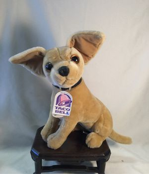 TACO BELL STUFFED DOG for Sale in Portland, OR