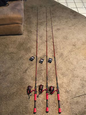 Abu Garcia Red Max Combo Brand new! for Sale in Peoria, AZ