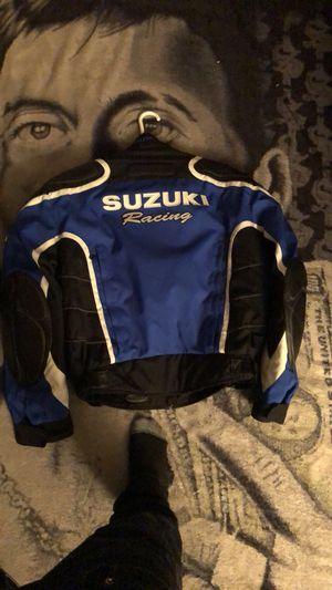 Suzuki motorcycle jacket for Sale in Las Vegas, NV