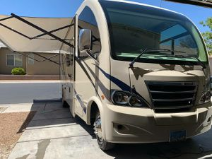 2017 Thor Axis Motorhome for Sale in Las Vegas, NV
