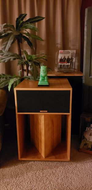 1980 Klipsch La Scala Vintage Speakers / Excellent Original Condition! for Sale in Maricopa, AZ