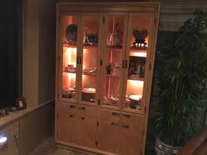 Stanley China Hutch for Sale in Westfield, MA