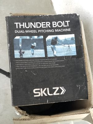 Dual-wheel pitching machine for Sale in Westminster, CA