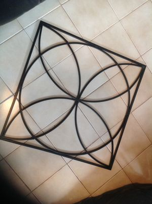 Metal wall decor for Sale in Chelsea, MA