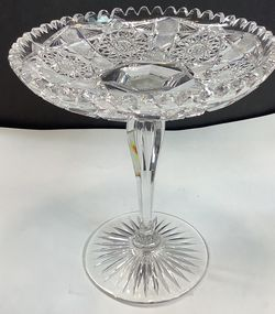 ABP Cut Glass Compote antique for Sale in Mount Pleasant,  PA