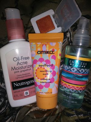 Free beauty items for Sale in Irvine, CA