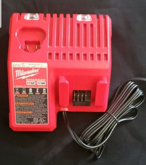 Brand New Milwaukee M12 & M18 Multi-Voltage Battery Charger-$23 for Sale in Chula Vista, CA
