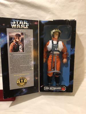 Still in the package 1996 Luke Sky Walker action figure for Sale in Vacaville, CA